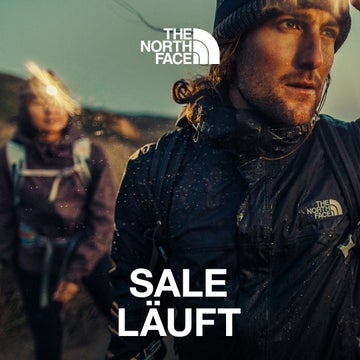 The North Face banner 24.01-16.02